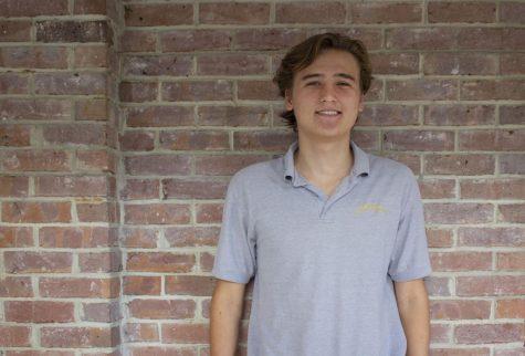 New Student Spotlight: Mats Kemp '19