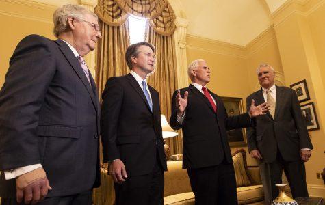 Kavanaugh Confirmed in the Narrowest Vote in History