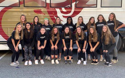Where's the love for the Varsity girls' soccer team?