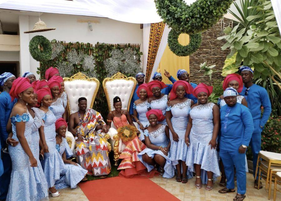 A+Ghana+Wedding