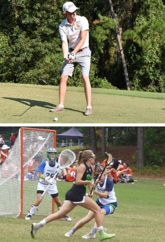 Episcopal Girls Lacrosse Take On Two Tough Battles