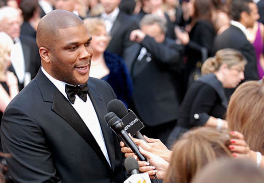 Tyler Perry's Roller Coaster Ride To Success