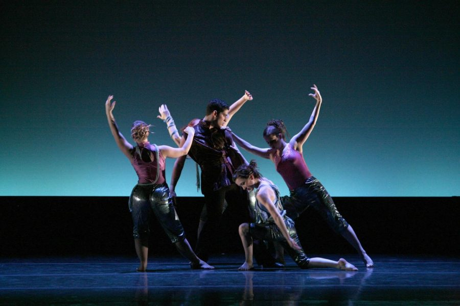 "Dance Concert Review: ""In The Moment"""