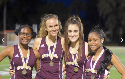 Athletes Set Records  At Prince & Sibil Invitational Track Meet
