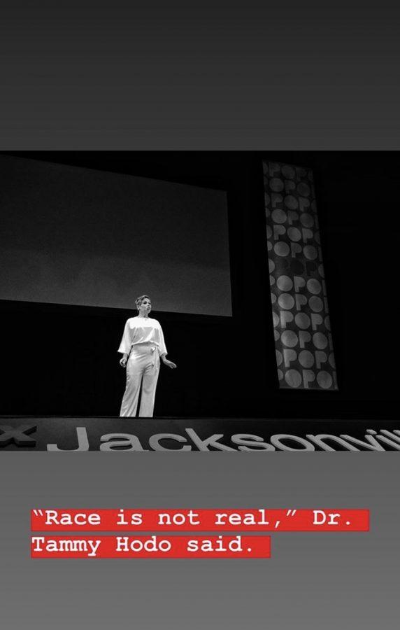 My Mom Did A TED Talk