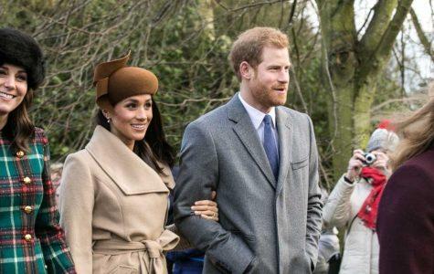 Harry & Meghan Leave The Royal Family