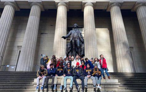 Fine Arts New York Trip