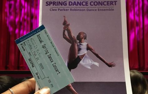 Cleo Parker Robinson Dance Visit