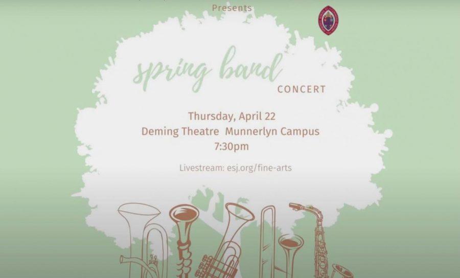 2021 Spring Band Concert