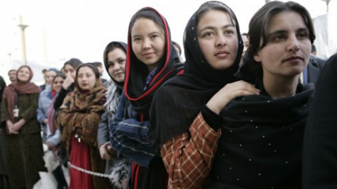 The Future of Afghan Woman